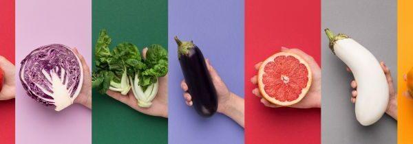 Mehr Farbe auf den Tisch: Abwechslung mit bunten Gemüsesorten