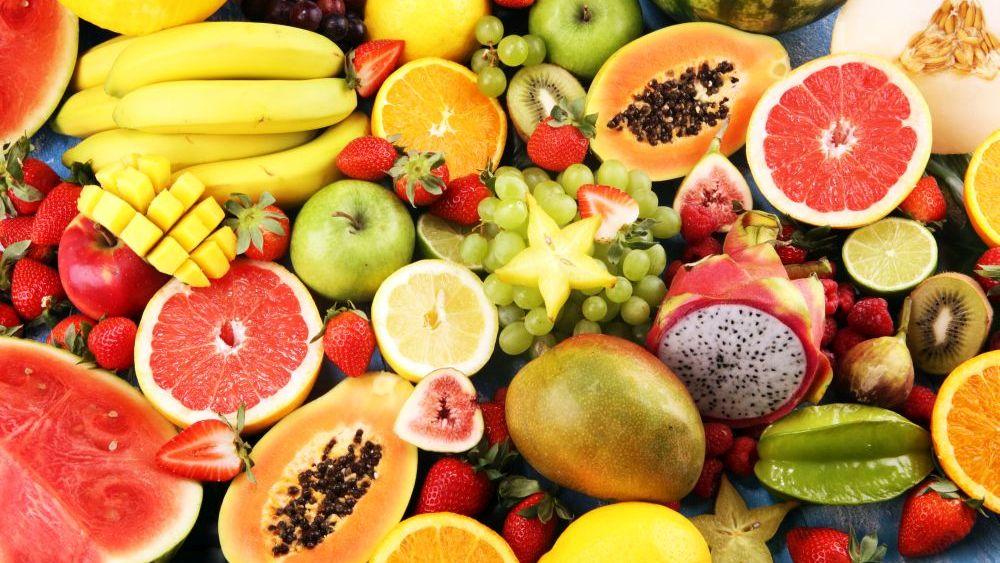 Exotische Obstsorten in Deutschland