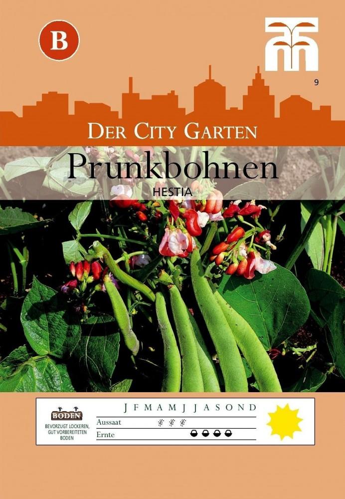 Bohnen - PrunkBohnen - Hestia von Thompson & Morgan